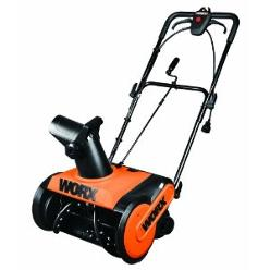 WORX WG650 18-Inch 13 Amp Electric Snow Thrower